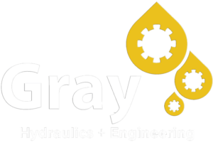 Gray Hydraulics Logo